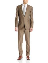 2016 Wise Choice High Quality Groom Wear Tuxedo Groomsman Men Wedding Suits Bridegroom Celebrity Dress(Jacket+Pants)