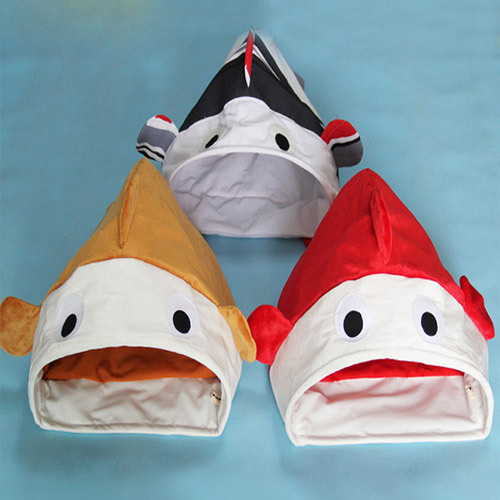 Cute Pets Cats Cats Fish Style Pet Tent