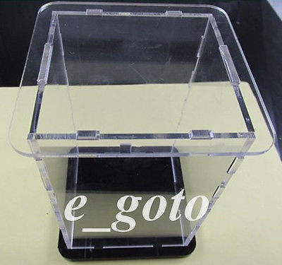 Cube Shell For 3D LightSquared 4x4x4 2*5*7MM LED Cube without LED lights(China (Mainland))
