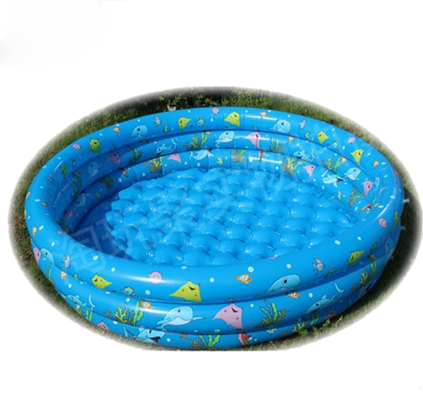 Trinuclear Inflatable Pool Schwimmbad Baby Swimming Pool Piscina For Newborn Portable Outdoor Children Basin Bathtub For Infant<br><br>Aliexpress