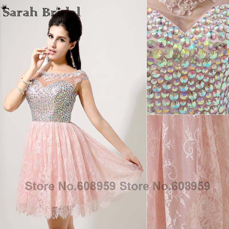dress crystal Picture - More Detailed Picture about In Stock Short ...