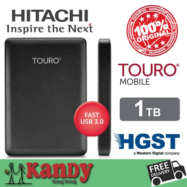Hitachi HGST USB 3.0 external hard disk 1tb hdd disco duro hd externo 1t laptop disque dur externe ordenador portatil disque dur(China (Mainland))