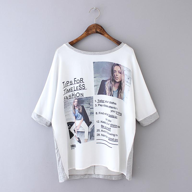 Женская футболка female shirts