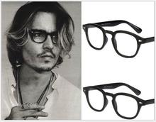 2015 Brand Johnny Depp Glasses Men Women Retro Vintage Optical Eyeglasses Myopic Glasses Frame High Quality Oculos de grau G465