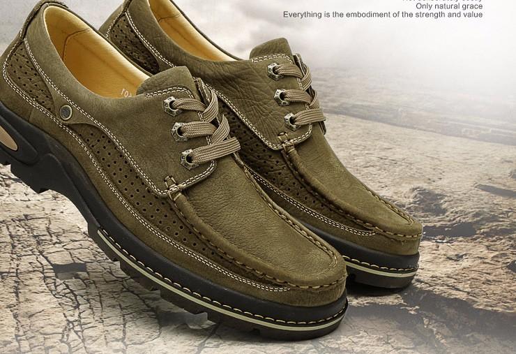 Мужская обувь из натуральной кожи бизнес мокасины квартиры люксового бренда мужской обуви кружева-up chaussure homme свободного покроя zapatos хомбре