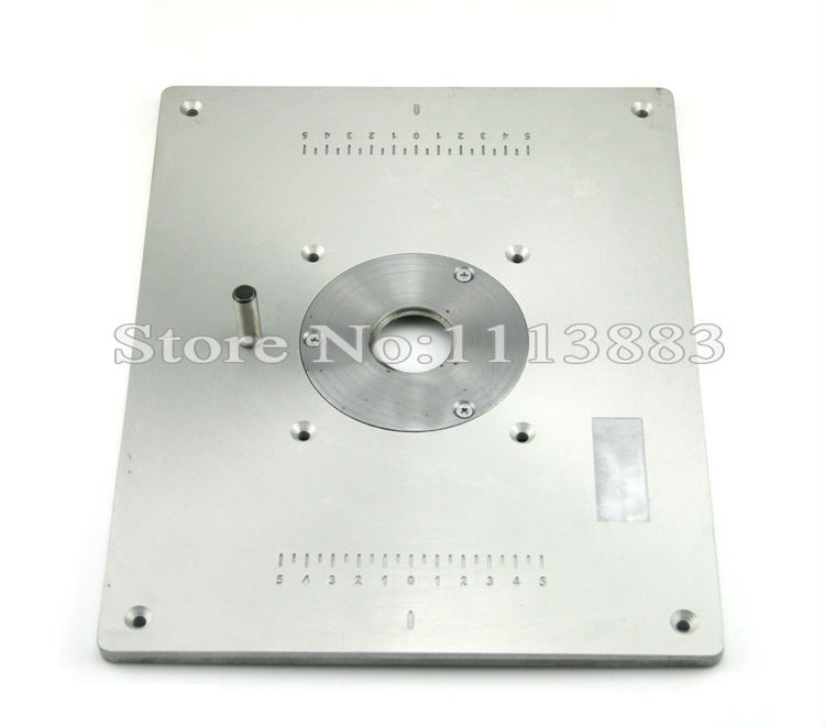 Router Table Insert Plate Aluminum Router Table Insert