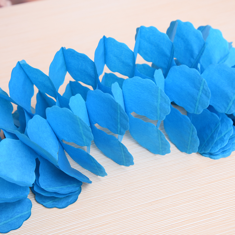 3M Four Leaf Clover Paper Garlands Party Wedding Home Decoration Beautiful