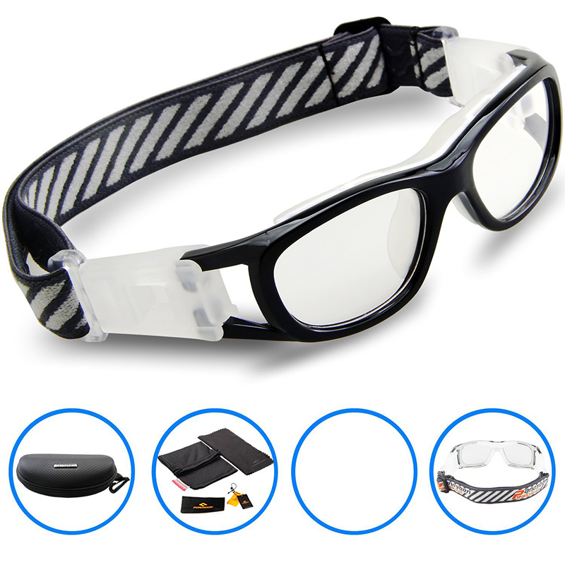 kids sports glasses qsb9  2016 Protective Child Brand Sports Eyewear Goggles KIDS Basketball Football  Soccer Dribbling Glasses Tag Eyeglasses Myopia