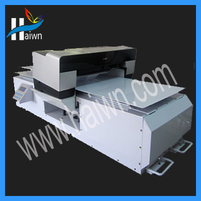 A2 sizes plastic ID card printing machine in good condition(China (Mainland))