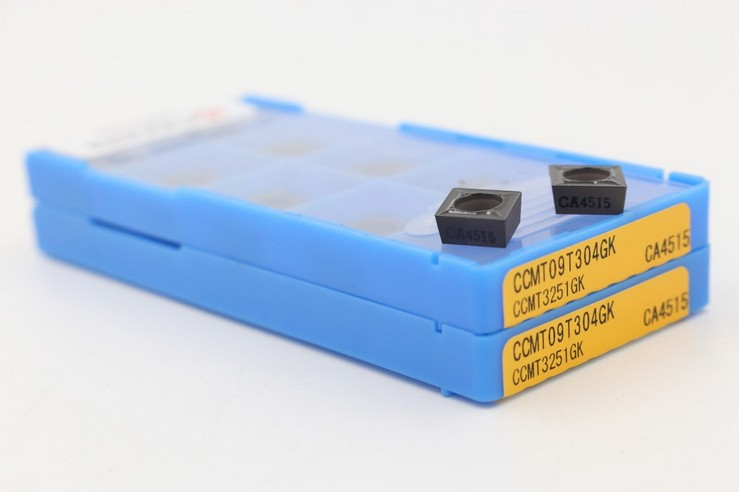Sell cast iron cutting blade CCMT09T304GK CA4515 from Kyocera tungsten carbide inserts turning tools(China (Mainland))