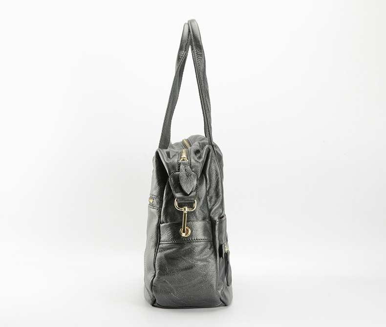 2016  Genuine leather  women  designer handbags high quality Crocodile Bag Fashion satchels HandBag  leather tote bag