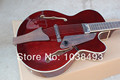 Manufacturers make the best jazz hollow electric guitar EMS free delivery free of charge Solving the
