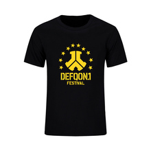 Buy Defqon 1 Pure Cotton Design T Shirt Men Summer Custom T Shirts Hip Hop Mens Short Sleeve Tops Tees Fashion Casual Brand Clothing for $13.99 in AliExpress store
