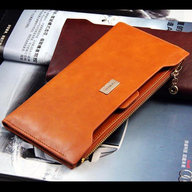 2013 NEW fashion leather long wallets women wallet ladies' purse bag handbag card pack WBG0515(China (Mainland))