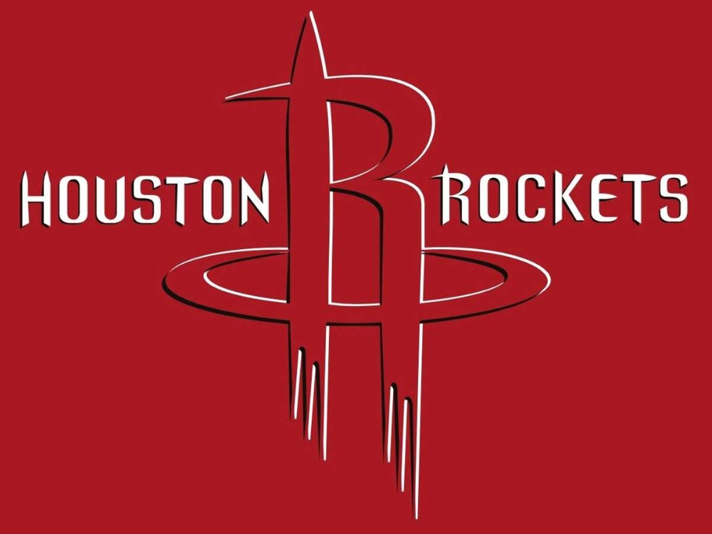Houston Rockets flag 3ftx5ft 100D Polyester Flag metal