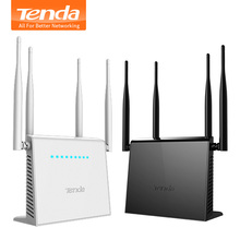 FH365 Tenda 300 Мбит enhanced Wireless Router, Broadcom Чип, 4 * 5dBi антенна, 2x через стену способности и более широкий охват(China (Mainland))