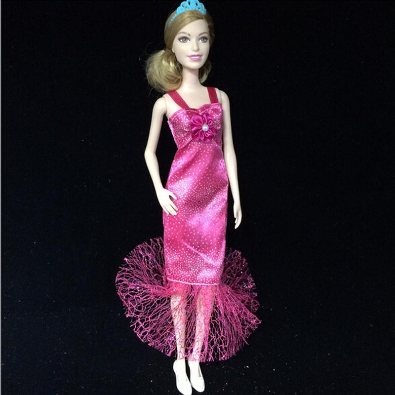 Платья для куклы барби 166