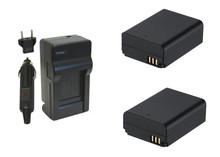 2XED-BP1030, BP-1030, BP1030, BP1130 Battery+Charger for Samsung NX200, NX210, NX300, NX1000, NX1100, NX2000, NX-300M, NX-500.(China (Mainland))