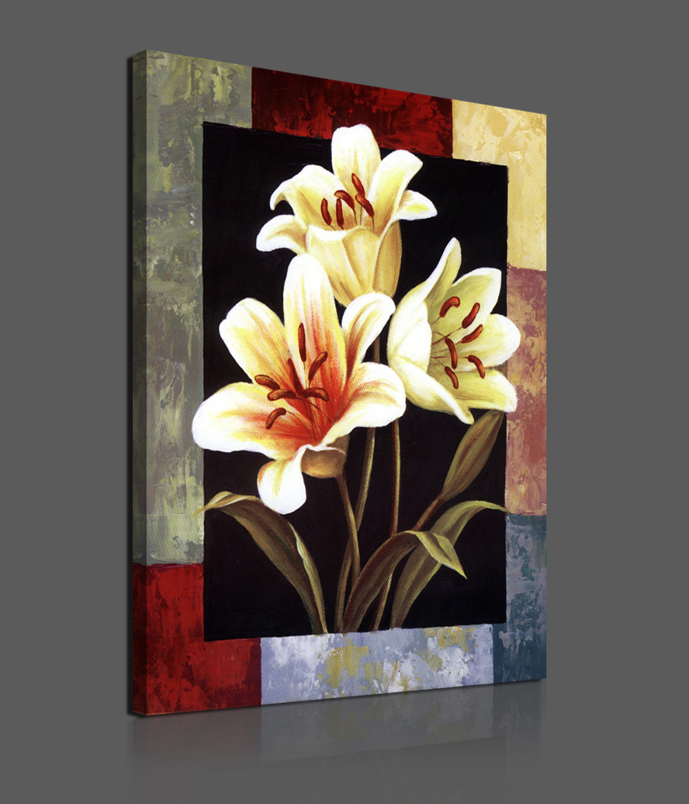 Buy 1 pieces modern canvas painting for Where to buy canvas art