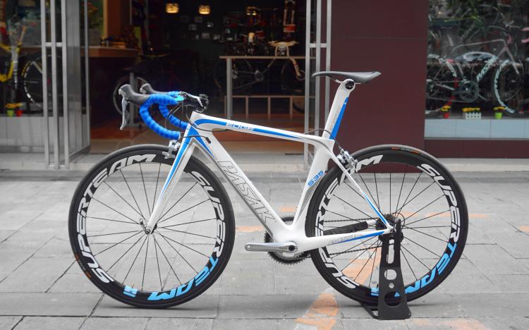 PASAK EDGE S3 5 full carbon fiber T800 complete road racing cycling white bike/bicycle 4600 10S group+wheel+saddle+handlebar(China (Mainland))