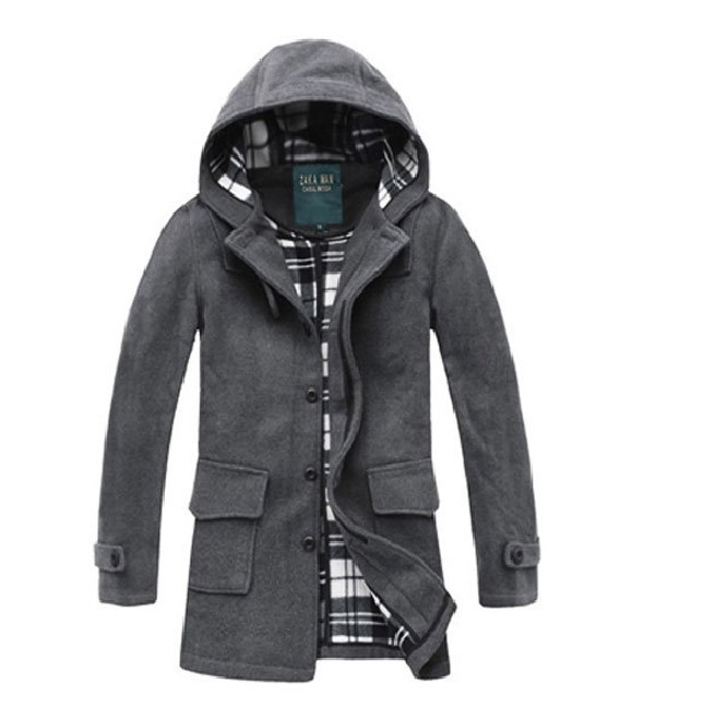 Peacoat With Hood Mens | Gommap Blog