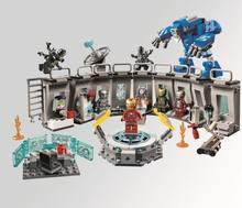 Novos Super-heróis Vingadores 4 Caber Endgame Marvel Avengers Figuras de Brinquedo de Blocos de Construção Tijolos Brinquedos para Crianças(China)