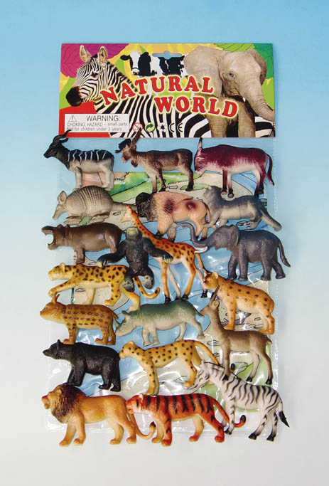 Free shipping Wild animal set toy animal model child artificial toys(China (Mainland))