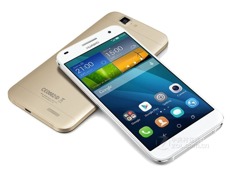 "Original Huawei Ascend G7 4G LTE Mobile Phone G7-UL20 MSM8916 Quad Core 2GB RAM 16GB ROM 5.5"" 1280x720 HD Android 4.4 13MP GPS(China (Mainland))"
