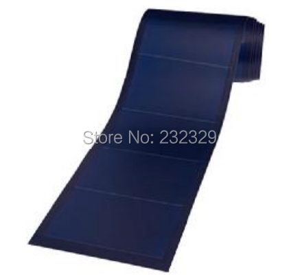 Wholesale 72W thin film flexible solar panel , high efficiency suitable for solar home system good performance at low light.(China (Mainland))