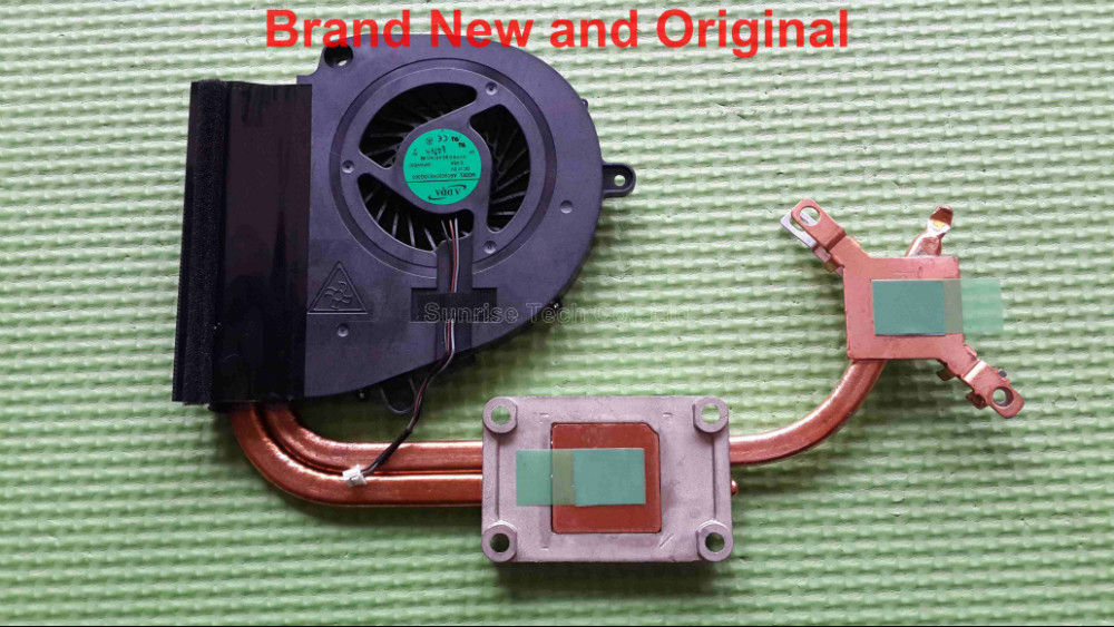 Brand new and original heatsink with fan for Acer aspire 5750 5750G laptop heatsink cooler AT0HI00B0R0 thermal model(China (Mainland))