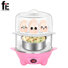 Egg Boiler Multi-function Electric eggs Poachers Cooker Steamer Cooking Tools Kitchen Utensil Convenience(China (Mainland))