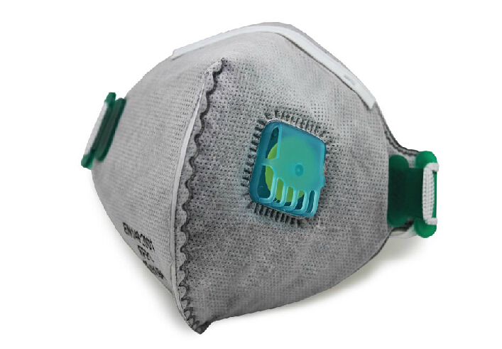 N95 mask Top activated carbon breathing valve protective masks dust mask masks second hand smoke(China (Mainland))