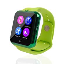 2016 смарт часы C88 часы синхронизации Notifier поддержка Sim карты Bluetooth подключения Apple , Iphone Android телефон Smartwatch часы