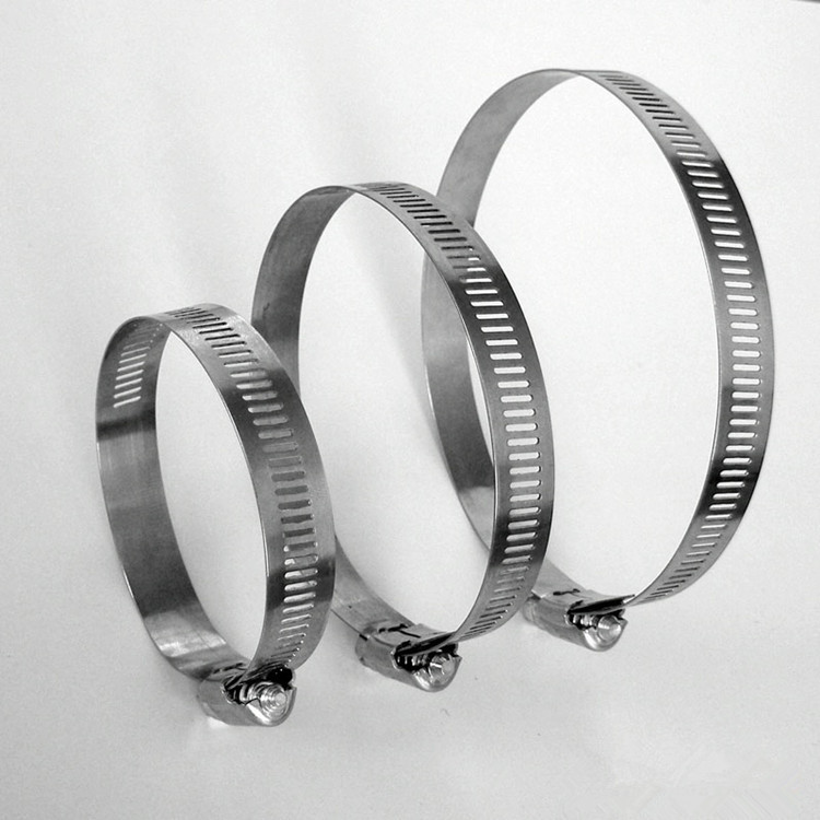 New Arrives Stainless Steel Pipe Clamp,Hose Clamp 27-51mm 20pcs/lot tube clamp(China (Mainland))