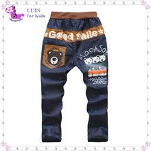 2015 New Spring Summer Thin Children pants Kids Jeans Boys Jeans Pants Girls Jeans Boy Trousers for Girls Roupas Infantis Menina