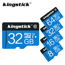 Buy Kingstick micro sd card 64GB SDXC class 10 UHS-I U1 Memory card SDHC 4GB 8GB 16GB 32GB TF card microsd Trans Flash Cards for $4.03 in AliExpress store