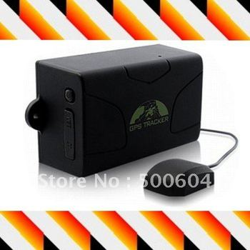 High power GSM/GPS Truck tracker Vehicle tracker Auto tracker Professional Cargo tracking devices TK104