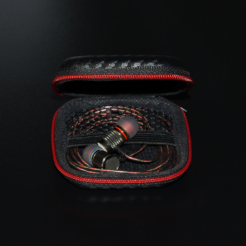 Earphone Accessories Earphones Storage Bag For KZ In-Ear eaphone/headphone ED9/ATE/ED3 Headphone Box Case For Xiaomi Earphone(China (Mainland))