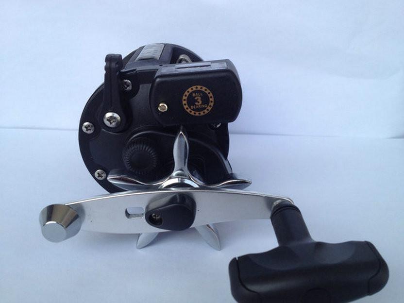 катушка мультипликаторная osprey owj 7800