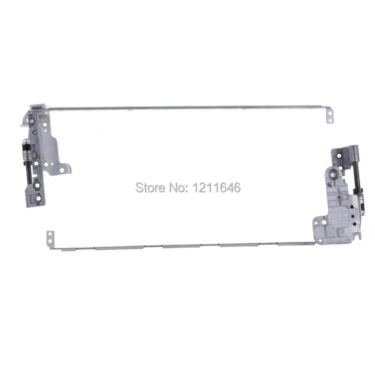 1 Pair LCD Screen Axis A300 A305 15.4'' Replacement LCD Hinges Parts for Toshiba Laptop Computer(China (Mainland))