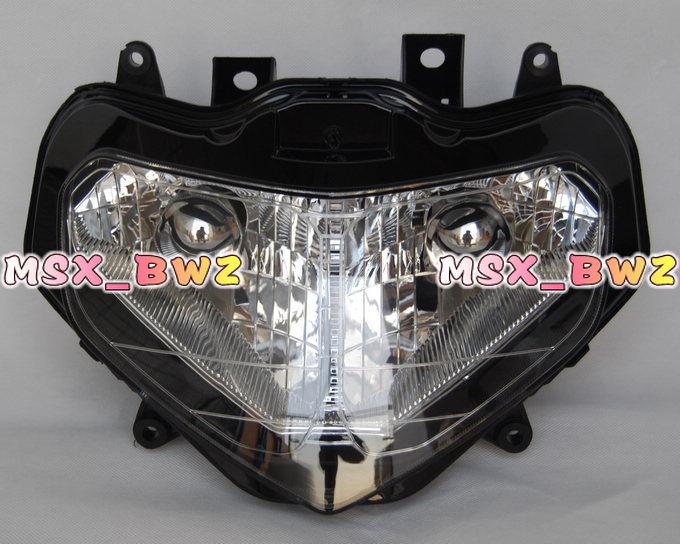 Motorcycle GSXR 1000 Headlight Headlamp Lights for Suzuki 2001 2002 GSX-R 01 02 K1 K2 Front Head Light Lighting(China (Mainland))