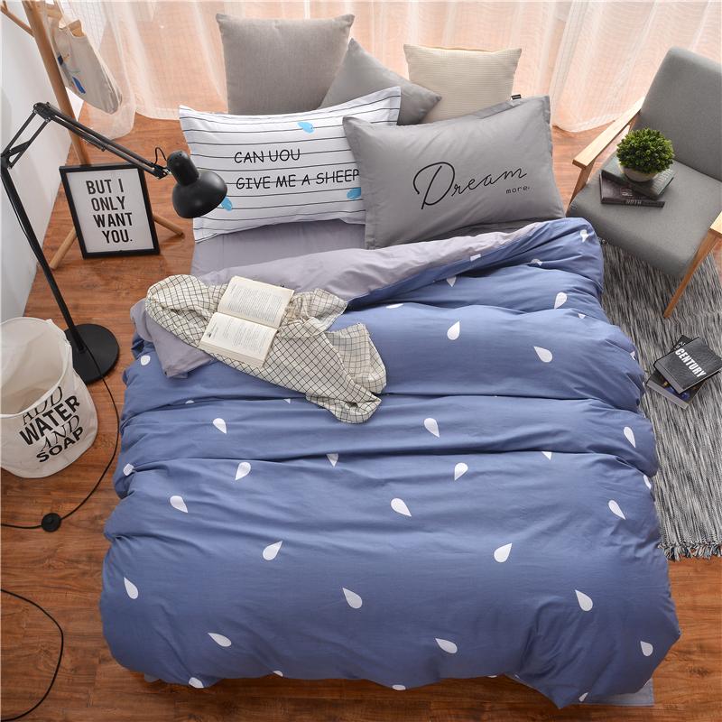 literie carreaux pour les gar ons promotion achetez des literie carreaux pour les gar ons. Black Bedroom Furniture Sets. Home Design Ideas
