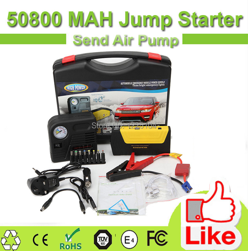 Автомобильный аккумулятор Lun Da 50800 usb автомобильный