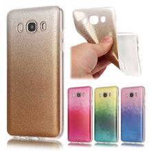 Glitter Bling Phone Case Coque Samsung Galaxy J5 2016 Silicone Transparent Cover J510 J510F - TUOTU Fashion Accessories store