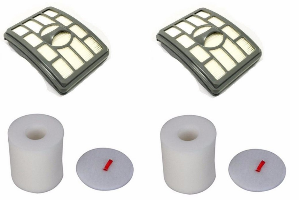 2 Pack Complete HEPA + Foam Filter Kit fits Shark Rotator Series Part # XFF500 XHF500 NV500 series(China (Mainland))