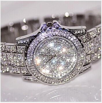 Гаджет  2013 new women rhinestone watches dress steel women watch diamond luxury brand bracelet watch for ladies crystal vintage quartz None Часы