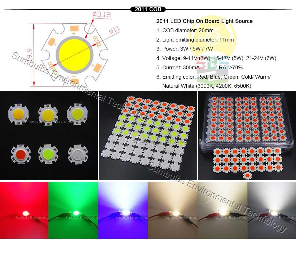 round cob led light source led chip lamp bulb (1)