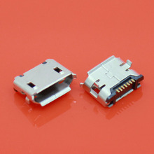 Buy 10pcs Samsung Lenovo Huawei Zte Coolpad Android Mobile phone Tablet PC Charging port Mini Micro USB Jack Connector 7pin for $1.23 in AliExpress store