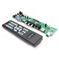 V29 Universal LCD Controller Board TV Motherboard VGA HDMI AV TV USB Support 7 55 inch