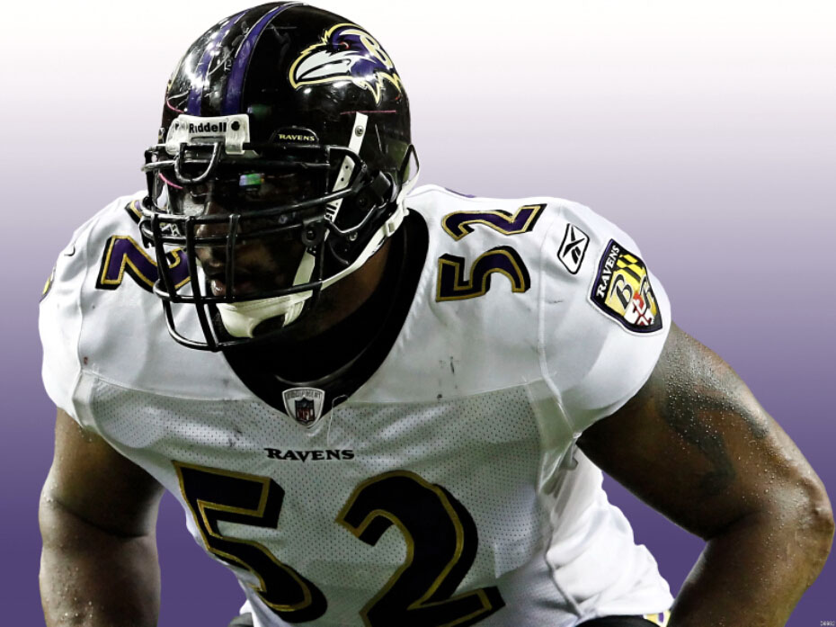 Ray Lewis Baltimore Ravens NFL Football Sport Art Huge Print Poster TXHOME D6982(China (Mainland))